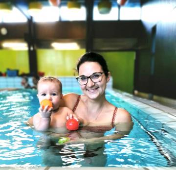 Babyschwimmen 1