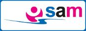 Logo Schwimmschule SAM
